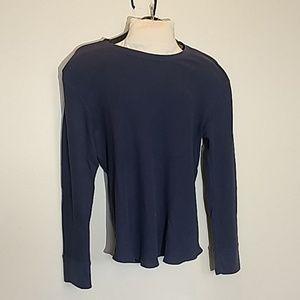 Gap Small Blue Grey Pullover Long Sleeve